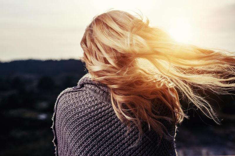 לוותר על מייבש. שיער|צילום: stocksnap.io
