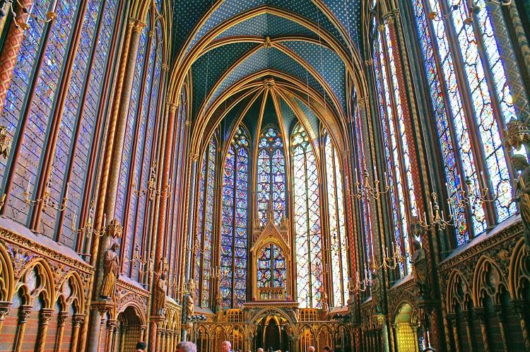 דרישת שלום מהתקופה הגותית  צילום מתוך אתר ויקפדיה