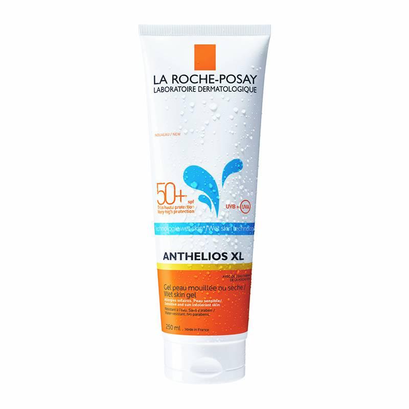 ג'ל הגנה מפני השמש למבוגרים בטכנולוגיה יחודית לעור רטוב|צילום: מוטי פישביין